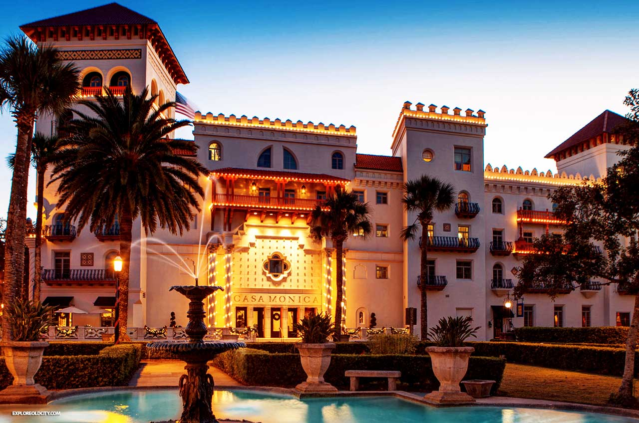Experience The Magnificent Splendor Of Casa Monica Resort And Spa Explore Old City