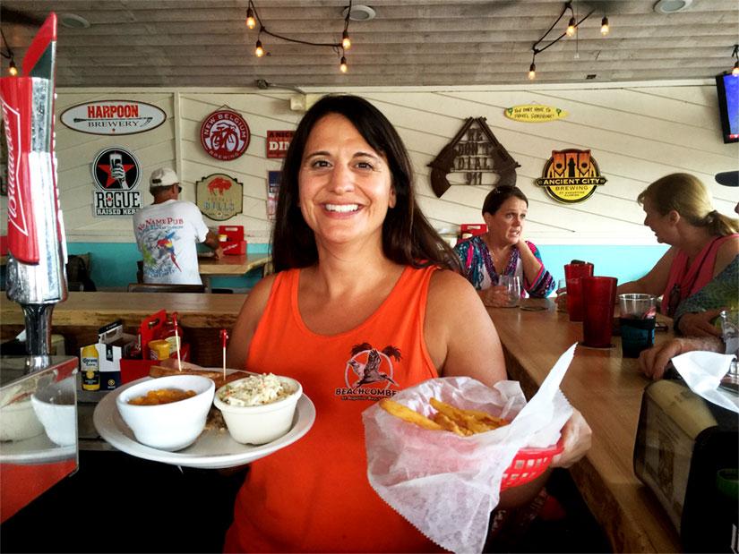 gourmet-grilled-cheese-beachcomber-restaurant-saint-augustine-anastasia-island-florida-a-street-danielle-steve-leclaire