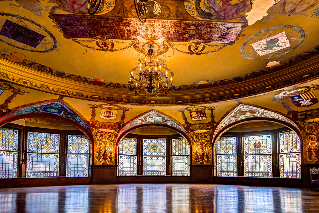Flagler College Dining Room